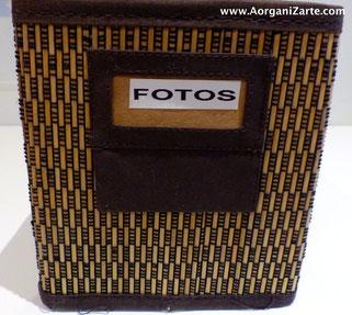 Guarda los Cds de tus fotos en una foto con su etiqueta - AorganiZarte