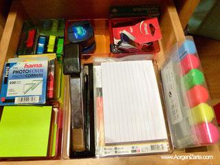 Organiza to en tu escritorio - AorganiZarte
