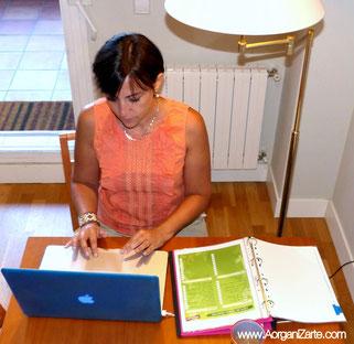 Dedica un tiempo concreto a revisar emails - www. AorganiZarte.com