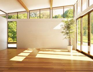 Eine Wohnungssanierung / Wohnungsrenovierung macht Ihr Zuhause schön und gemütlich