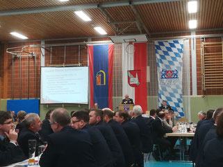 Verbandsvorsitzender Werner Schmitzer bei der Begrüßung