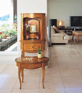 イタリア製の仏壇