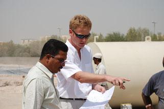 Wasserwiederverwendung in Kuwait
