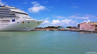Casablanca Kreuzfahrt Hafen und Landausflüge