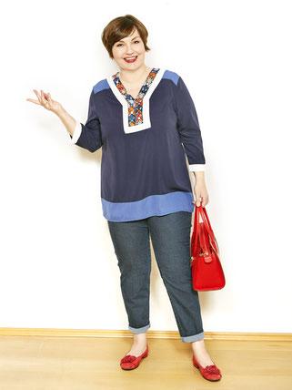 bequeme Kleidung bis Größe 56, Susanne Ackstaller