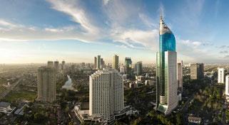 Business Services Indonesien