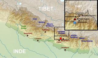 trek langtang gosaikund - trekking nepal