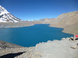 trekking tour des annapurnas - trek Tilicho