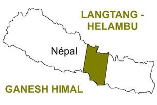 Trekking Ganesh Himal - trek Langtang - Trek Gosaikunda