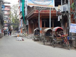 Repatriation from Nepal
