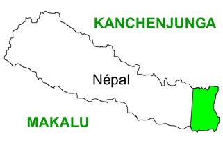 trek Kangchenjunga - trekking makalu