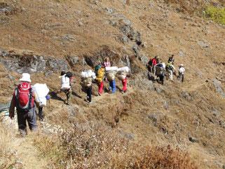 Trek du Manaslu aux Annapurnas