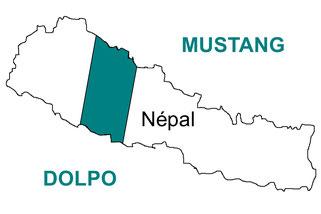 Trekking Mustang - Trek Dolpo - Haut Mustang trek