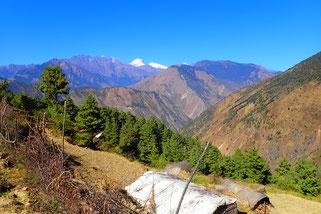 trekking Ganesh Himal