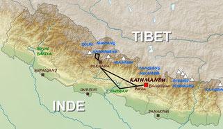 circuit safari chitwan - trek annapurna
