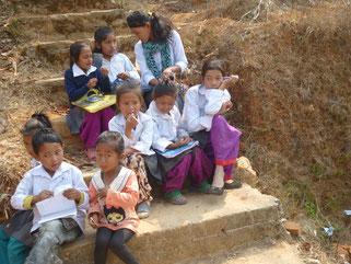 Circuit Nepal en famille