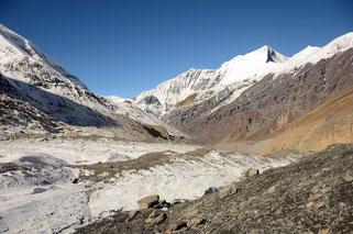 Tour du Dhaulagiri Népal