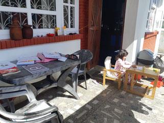 home schooling Coronavirus