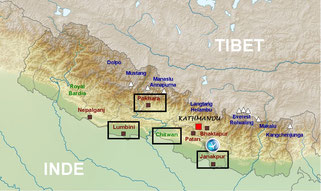 Lumbini - Voyage nepal janakpur