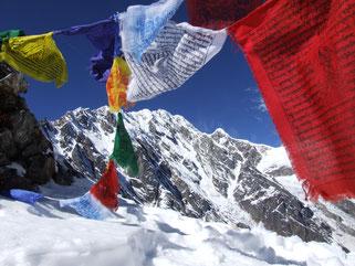 Tour du Manaslu Rupina La Népal