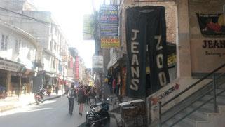 Népal en moto - voyage aventure Népal