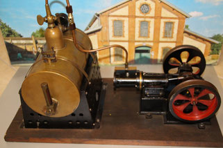 Dürkopp steam engine - 1940