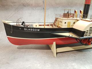 Graupner Glasgow mit D48