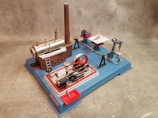 D161 - letzte Ausführung mit 3 Werkzeugen