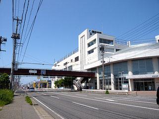 新潟市東区プラザ|赤道十字路近く