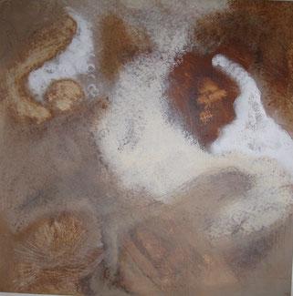Nr. 2008-HO-006, 60 x 60 cm, Acryl auf MDF