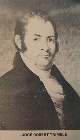 Judge Robert Trimble