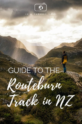 Practical guide for hiking the Routeburn, a multi-day hike in New Zealand. A day by day breakdown with elevation profile, map and trail summary. #NewZealand #Hiking