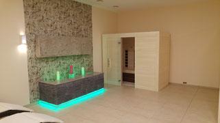 Sauna/Infrarotkabine