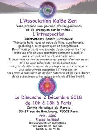 aura-therapie-holistique-enseignements-introspection-paris decembre-2018-benoit-dutkiewicz