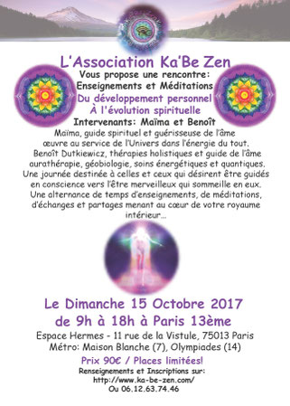 benoit-dutkiewicz-enseignements-meditation-paris-octobre-2017-aura-therapie-holistique