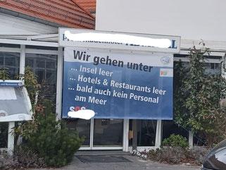 Die Basispartei Deutschland LV Mecklenburg Vorpommern solidarisiert sich mit den in Not gebrachten Tourismusbetrieben!