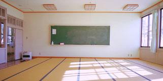 定員15人の部屋(室名:おおぐま・オリオン)33畳