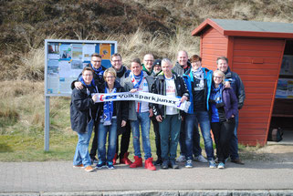 VPJ Reisegruppe Sylt im April 2016