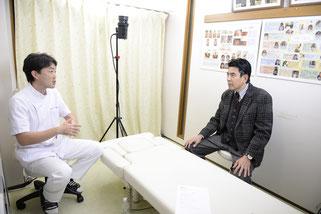 松本恒平,俳優,対談