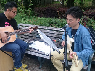 松本恒平,ギター