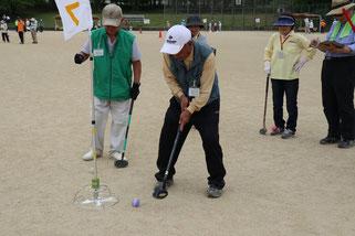 平成29年度 和泉市シニアグラウンド・ゴルフ大会