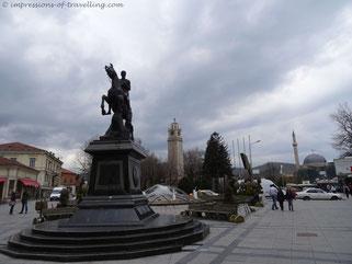 Bitola in Mazedonien