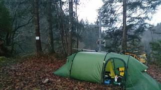 Übernachtung im Bregenzer Wald