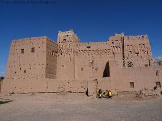 Biwak Marokko