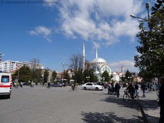 Moschee in Shkoder