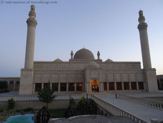 Mosche in Samaxi