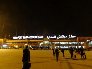 Marrakech Flughafen