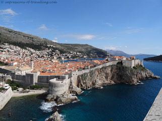 Altstadt von Dubrovnik/ Kroatien