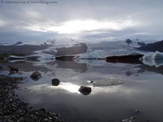 Gletscherlagune Fjallsárlón