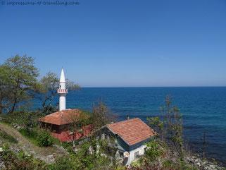 Moschee am Schwarzen Meer